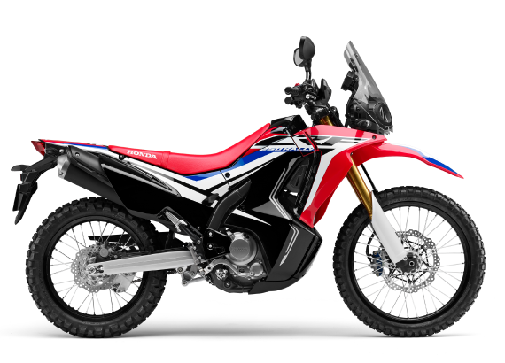 CRF250 RALLY Type LD